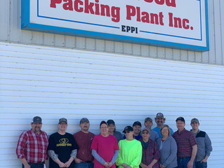 Front Door Fridays featuring Ellinwood Packing Plant