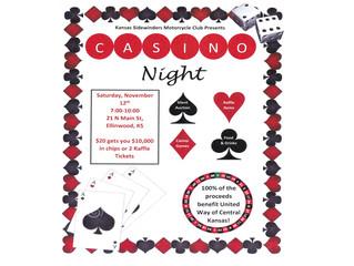 United Way Casino Night