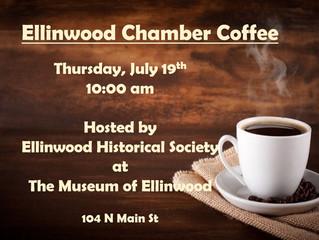 Chamber Coffee 7/19