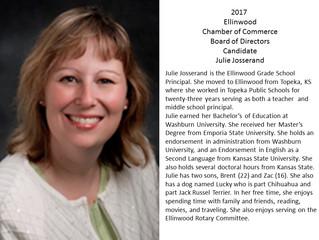 Josserand - Board of Directors Candidate