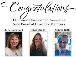 New Board of Directors Members