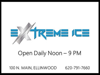 Extreme Ice Open Daily!