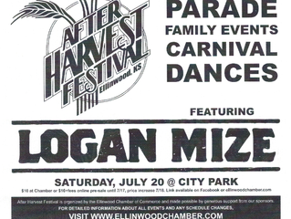 Logan Mize Live in Concert July 20
