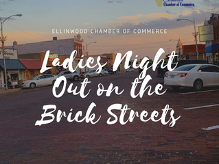 Ladies Night Out on the Brick Streets March 25th