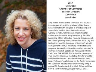 Ricker - Board of Directors Candidate