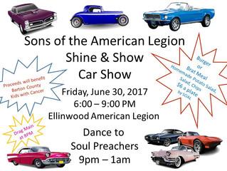 SOAL Shine and Show Car Show
