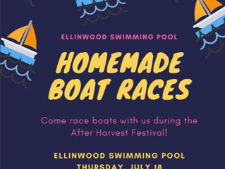 AHF Homemade Boat Races July 18