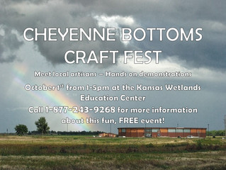 Cheyenne Bottoms Craft Fest