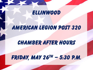 Chamber After Hours at the Legion