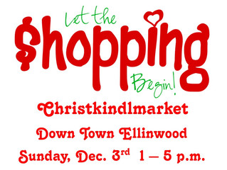 Shop in Ellinwood! Antiques, Gift Items, Clothing, Floral, Vendors & More!