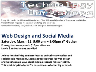 Technology Workshop March 25th