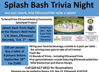 Splash Pad Fundraiser