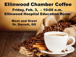 Coffee for Dr. Durrett, D.O.
