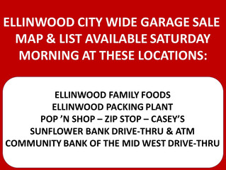 Garage Sale Address List Available
