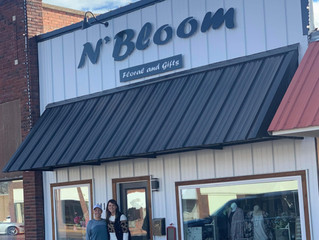 Shop Local at N'Bloom Floral & Gifts for your Valentine's Flowers and Goodies