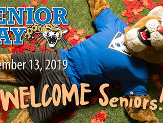 Barton Community College presents Senior Day Nov. 13th