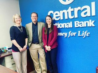Chamber Member Spotlight - Central National Bank