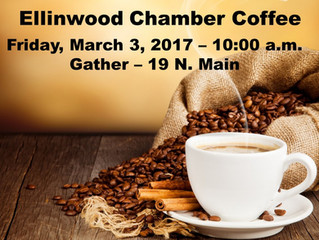 Gather to Host Chamber Coffee