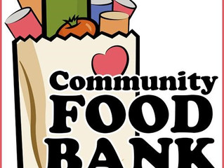 Ellinwood Area Churches Food Bank BBQ Benefit Sunday, May 19th 5 - 7 pm