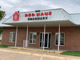 Red Haus Pharmacy Grand Opening Oct. 18th