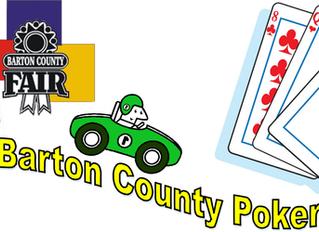 Cruise Barton County Poker Run Friday, July 9th