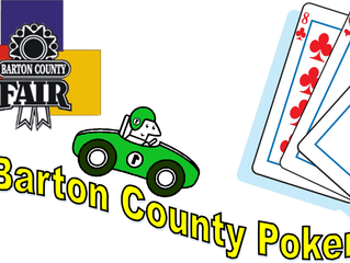 Cruise Barton County Poker Run Friday, July 9th