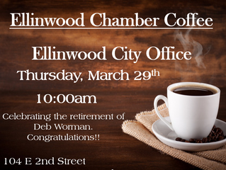 Chamber Coffee - March 29th