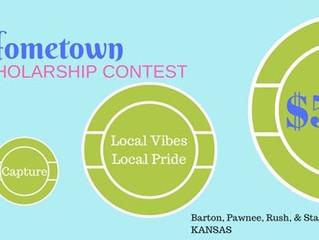 My Hometown Scholarship Contect