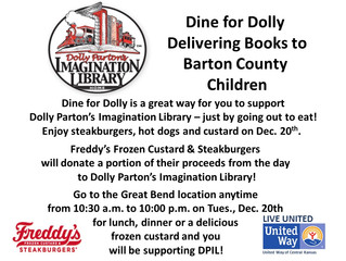 Support Dolly Parton's Imagination Library