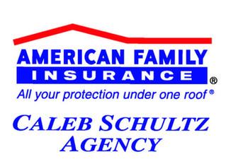 Chamber Member Spotlight - Caleb Schultz Agency, Ellinwood, American Family Insurance