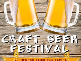 10th Annual Craft Beer Festival & 4th Annual Battle of the Badges Chili Cookoff Sept 25th