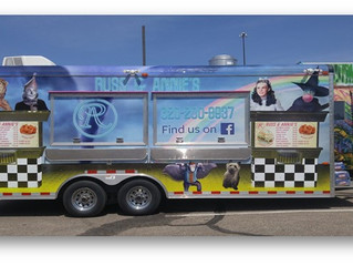 RUSS AND ANNIE'S  are coming to town to celebrate our  AWESOME HEALTHCARE WORKERS Mar. 10th