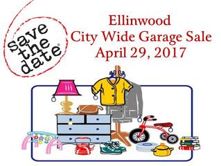 Spring City Wide Garage Sale