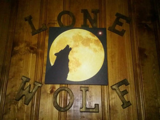 Lone Wolf Restaurant opens back in January!