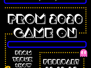 Beautiful Beginnings Presents Prom 2020 Trunk Show Feb. 22, 23, 24