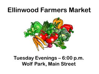Ellinwood Farmers Market