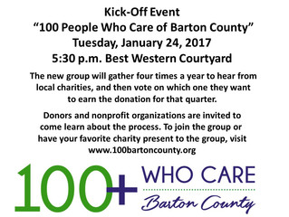 New Group Forms in Barton County