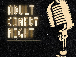 Historic Wolf Hotel Adult Comedy Show Oct. 23rd