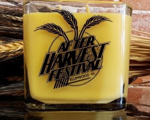 Ellinwood After Harvest Festival Candles PREORDERS ONLY
