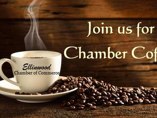 Chamber Coffee @ Gather