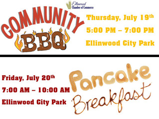 Community BBQ and Pancake Feed