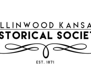 Museum of Ellinwood opening during 47th After Harvest Festival
