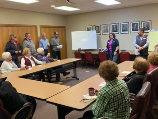 Chamber Coffee Sponsored and Hosted by Jensen Associates Inc.