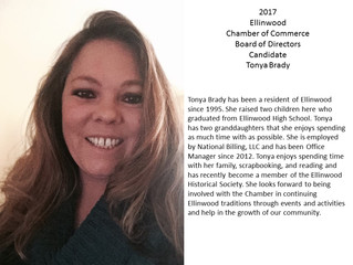 Brady - Board of Directors Candidate