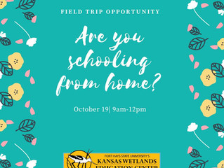 KWEC Field Trip Opportunity Oct. 19