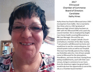 Hines - Board of Directors Candidate