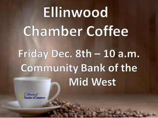 Chamber Coffee Dec. 8th