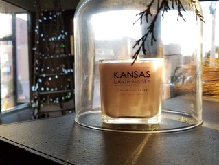 Chamber Member Spotlight - Kansas Earth and Sky Candle Co.