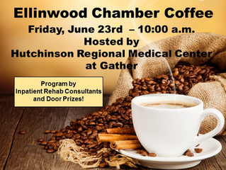 Chamber Coffee June 23rd