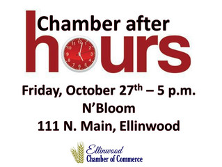 N'Bloom to Host Chamber After Hours Oct. 27th